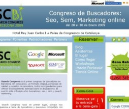 Search Congress Barcelona