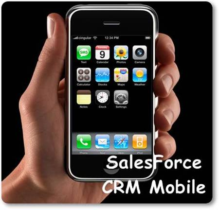 SalesForce CRM Mobile