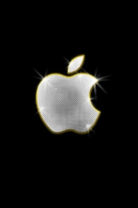 Apple bling