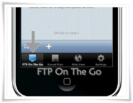 Ftp iPhone