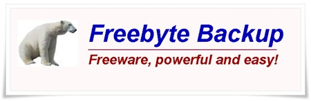 freebyte backup