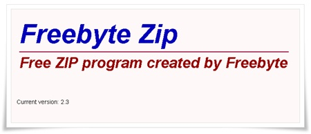 Freebyte Zip