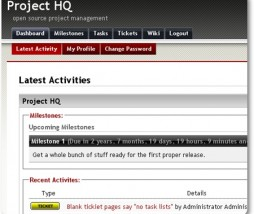 Project HQ - escritorio