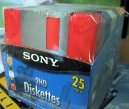 diskettes 3,5