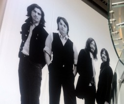 Cartel de The Beatles