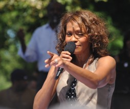 Whitney Houston cocaína, marihuana y ansiolíticos