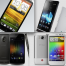 HTC One X - Sony Xperia S - Samsung Galaxy Nexus - HTC Sensation XL