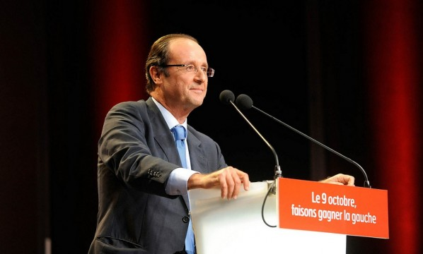 François Hollande en 2011