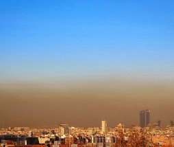 madrid contaminada