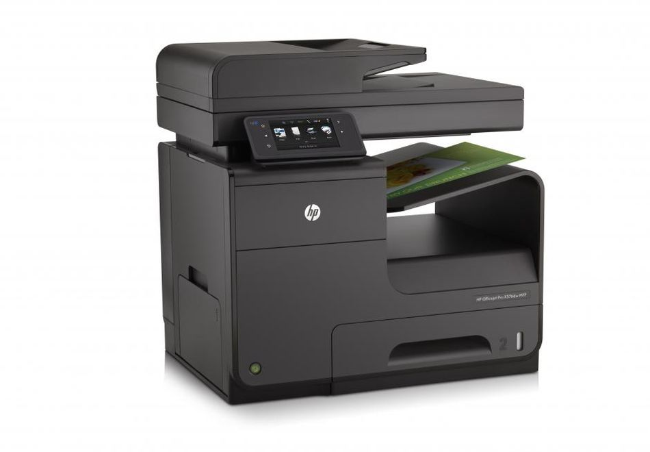 Hp Office Jet X Making Pink Color In Meedlr Page