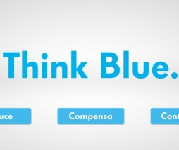 think blue de volkswagen