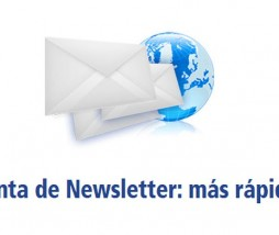 Newsletter en tu web con 1&1