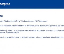Windows Server 2008 R2 Enterprise con 1&1