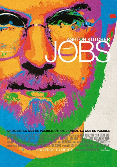 Cartel del film Jobs