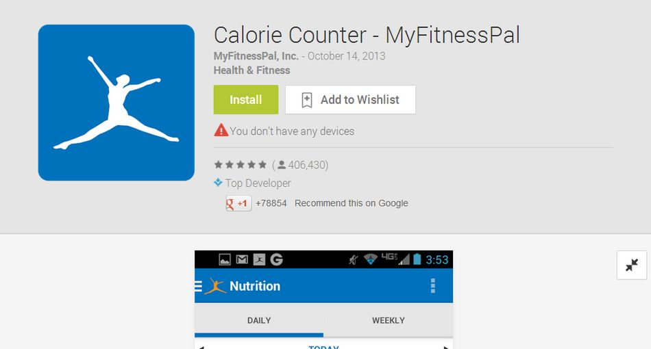 A Calorie Counter How To Build Muscle