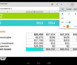 App Quickoffice en Google Play