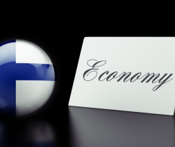 Finland High Resolution Economy Concept